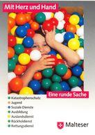 Allemagne - Mit Herz Und Hand - Eine Runde Sache - Carte De Dons Chevaliers De L'Ordre De Malte - 5667 - Missions