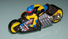 "HOT WHEELS (von Mattel) - Motorrad ""Over 8"" / 2003 - Motorcycles"