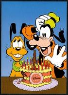 B2467 - Goofy - World Disney Nr.1057 - Comic TOP - Disneyland