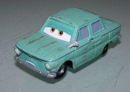 Disney Pixar CARS - Petrov Trunkov / Mattel 1:64 (#V2818) - PKW & Vierräder