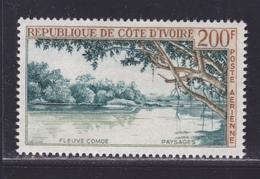 COTE D'IVOIRE AERIENS N°   28 ** MNH Neuf Sans Charnière, TB (D5989) Fleuve Comoe - Ivory Coast (1960-...)