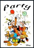 B2469 - Goofy Micky Mouse Donals Duck - World Disney Nr.1049 - Comic TOP - Disneyland
