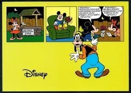 B2470 - Goofy Micky Mouse - World Disney Nr.1006 - Comic TOP - Disneyland