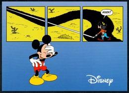 B2471 - Mickey Mouse - World Disney Nr.1012 - Comic TOP - Disneyland