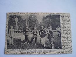 Douane - Frontiere - Grenze // Didolshausen (Colmar - Kaysersberg) No 4 // 1902 - Customs