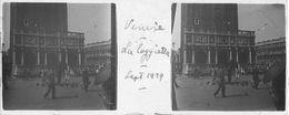 PP 146 - ITALIE - VENISE - La Loggietta Sept 1929 - Glass Slides