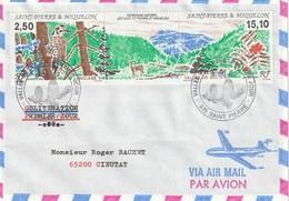Lot De 13 Enveloppes1992 Dont PA Ayant Circulées - Collections, Lots & Séries