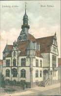 AK Limburg, Neues Rathaus, O 1907 (29646) - Limburg