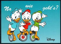 B2475 - Tick Trick & Track - Word Disney Nr.1075 - Comic TOP - Disneyland