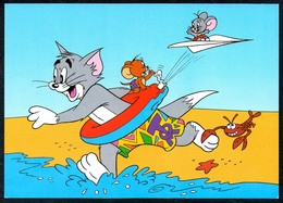 B2478 - Tom Und Jerry  - Comic TOP - Disneyland