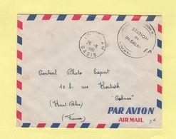 In Salah - Oasis - 26-8-1960 - Compagnie De Transmission - Station De In Salah - Algeria (1924-1962)