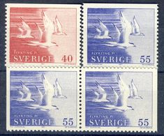 +Sweden 1971. Refugee Help. Michel 704-705 + Pair. MNH(**) - Sweden