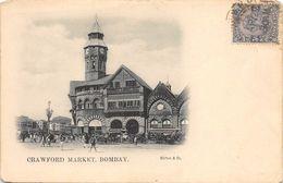 CRAWFORD MARKET, BOMBAY - India