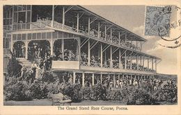 THE GRAND STAND RACE COURSE, POONA - Inde