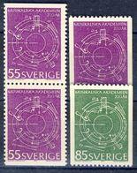 +Sweden 1971. Music. Michel 713-14 + Pair. MNH(**) - Suède
