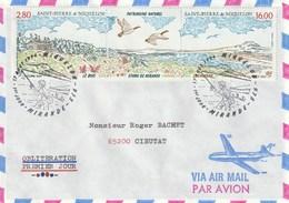 Lot De 12 Enveloppes 1994 Dont PA Ayant Circulées - Collections, Lots & Séries