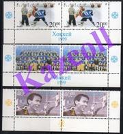 Kazakhstan 1999. Sport. Hockey. Athletics. Track And Field. - Kazakhstan