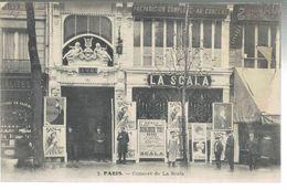 75010 Concert De La Scala - Distrito: 10