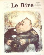 LE RIRE-1902-418-JOURNAL HUMORISTIQUE-LEANDRE,FAIVRE,AVELOT,METIVET - Livres, BD, Revues