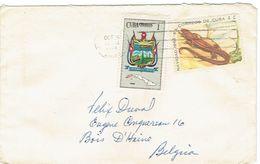 Lettre De Cuba Vers La Belgique Du 5/10/1968 - Cuba