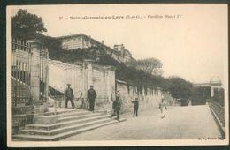 Pavillon Henri IV - St. Germain En Laye