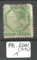 PR.EDW(GB) YT 8 Ob - Ile Du Prince-Édouard