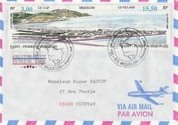 Lot De 17 Enveloppes 1995 Dont PA Ayant Circulées - Collections, Lots & Séries