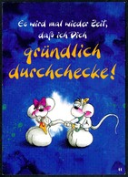 B2508 - Diddl Maus - Thomas Goletz  Nr. 11 - Comic Cartoon TOP - Comicfiguren
