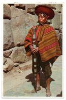 Tarjeta Postal De Peru Circulada 1965 - Perú