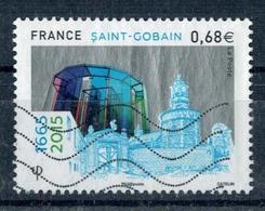 2015 N 4984 SAINT GOBAIN OBLITERE  #227# - France