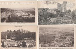 18 /  3  / 439  -  LOT  DE  7  CPA  ( 78 )  VALLÉE  DE  CHEVREUSE - Cartes Postales