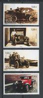 SPM MIQUELON 2014 N° 1112/1115 ** Neufs MNH  Superbes Voitures Anciennes Ford Cars - St.Pierre Et Miquelon