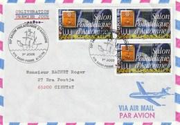 Lot De 10 Enveloppes 1996 Dont PA Ayant Circulées - Collections, Lots & Séries