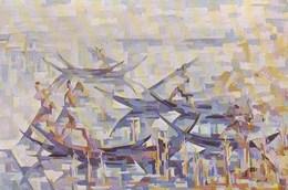 Iraq - Painting By Hafidh Al-Duroubi - Iraq