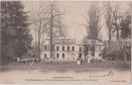 ROBINSON-AULNAY - RUE CHÂTEAUBRIAND - VUE DU RESTAURANT DE LA FERME DE LA VALLÉE D'AULNAY - Antony