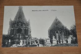 804- Bruxelles Laeken, L' Eglise - 1912 - België