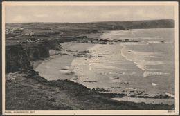Widemouth Bay, Bude, Cornwall, C.1940s - Photochrom Postcard - England