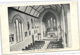 1 Postcard Southbourne The Chapel Inside The Chapel - Autres