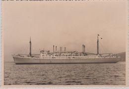 CP - CMB - Maritime - Le M.V. Charlesville - A Voyagé De 1951 à 67 Vers Le Congo. - Steamers