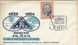 Stamp Exhibition. SEAFRA  Buenos Aires. Argentina.  # 222 # - Philatelic Exhibitions