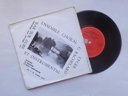 BAR-SUR-AUBE (10): Disque Vinyle 33 Tours 1979 - Ensemble Choral Et Instrumental Lycée BACHELARD - DAVOT Monique - Collector's Editions