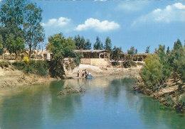 Jordan Sacred River Jordan - Spot Of Baptism - Jordanien