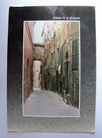 ITALIA - TOSCANA - SIENA - Via Del Poggio - Siena