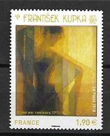France 2018 - Yv N° 5206 ** - François Kupka  (František Kupka) (Mi N° 6973) - Unused Stamps