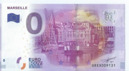 2016  BILLET TOURISTIQUE 0 Euros   Marseille      Dpt 13 Numero Aleatoire   Port 1.20 - EURO