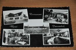 813- Motel Restaurant Dennenhof Brasschaat - 1965 - Brasschaat