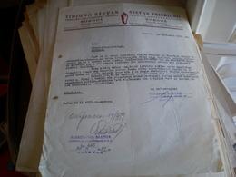 Horgos  Stefan Thierjung  Paprika Grosshandlung  1939 - United States