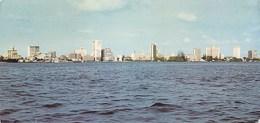 Lagos - Marina 1976 Big Size Postcard - Nigeria