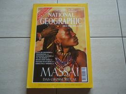 National Geographic (deutsch) Ausgabe 10/1999 - Magazines & Newspapers