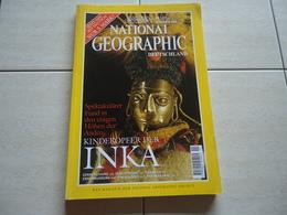 National Geographic (deutsch) Ausgabe 11/1999 - Magazines & Newspapers
